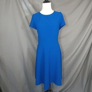 Nine West dress, blue, size 14